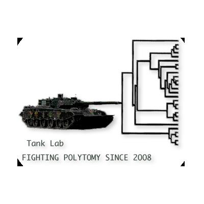 Tank Lab @ UIdaho logo